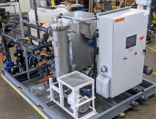 Turnkey Water Treatment System for Water Recovery and Reuse